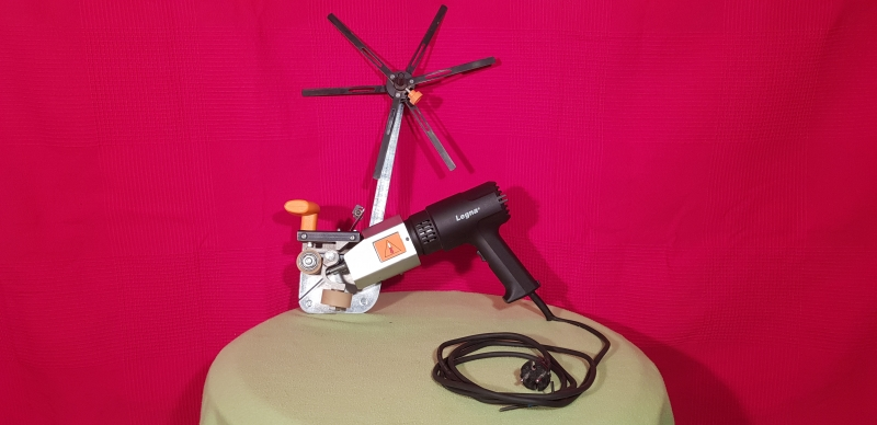 Кромкооблицовочная ручная машинка для ЛДСП Legna