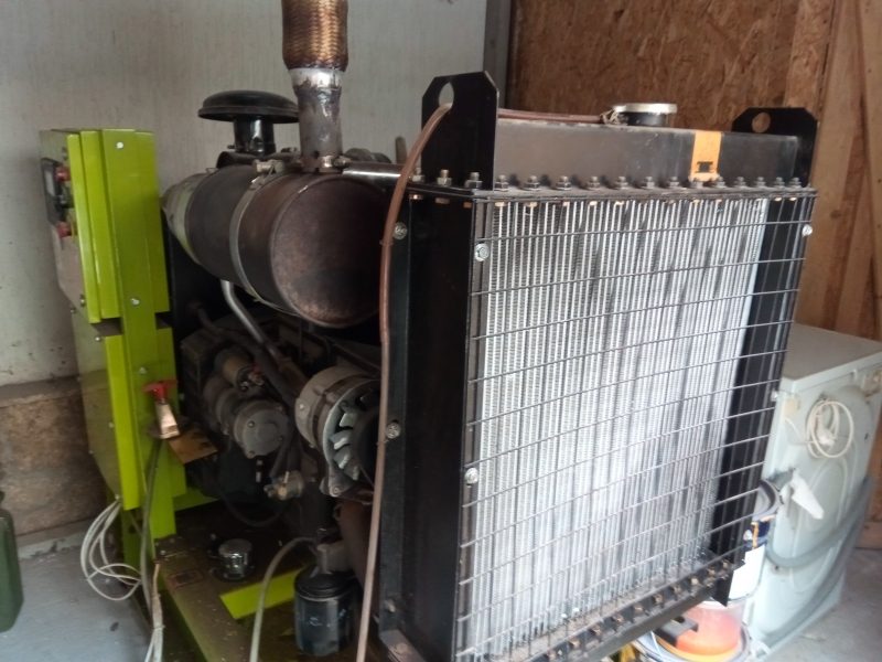 Дизельная генераторная установка ад-40-Т400