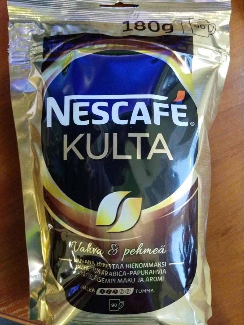 Кофе NESCAFE KULTA.
