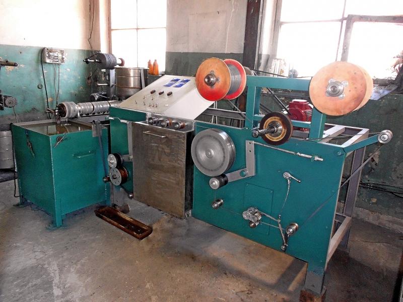 Оборудование для производства шпагата и фибрилированной ленты