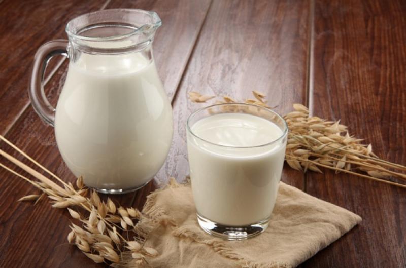 Молоко цельное