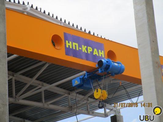 Производство и ремонт мостовых кранов всех типов