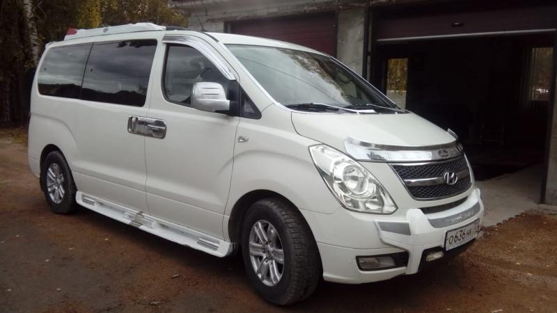 Заказ микроавтобуса (город, межгород) HYUNDAI GRAND STAREX