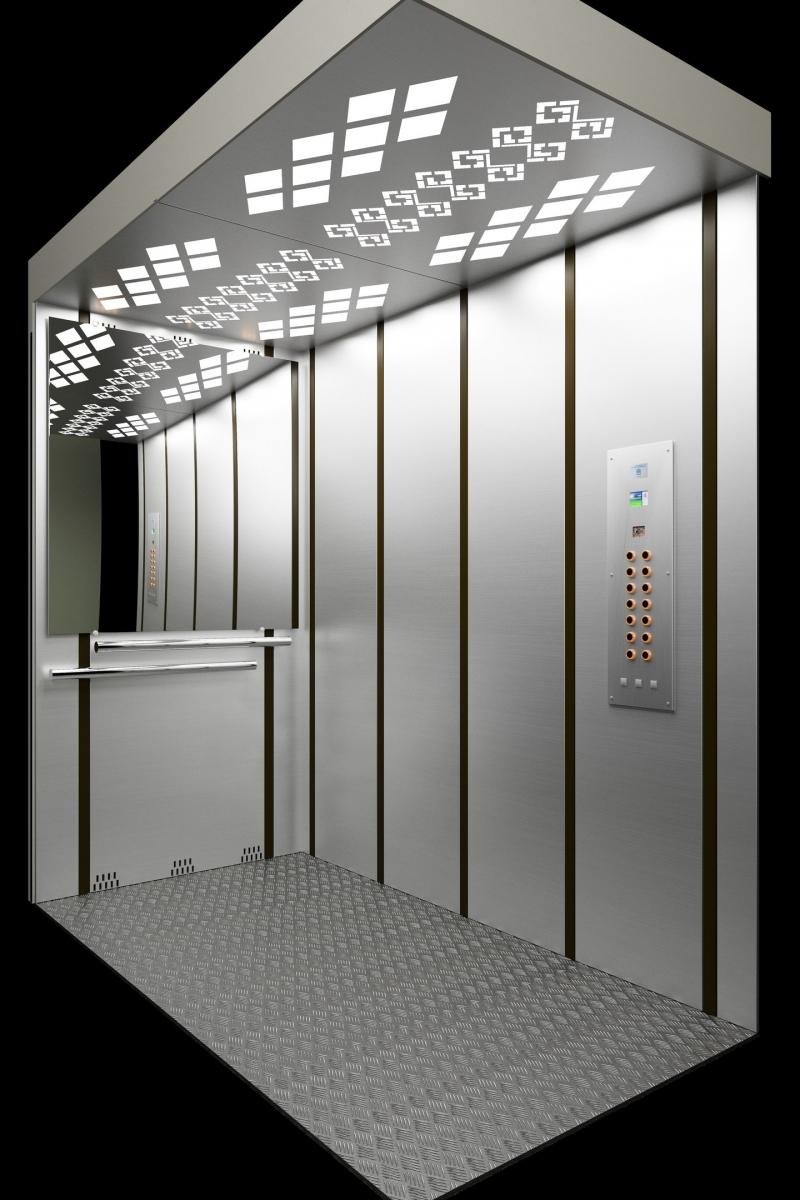 Пассажирские лифты, грузоподъемностью 400-2000 кг