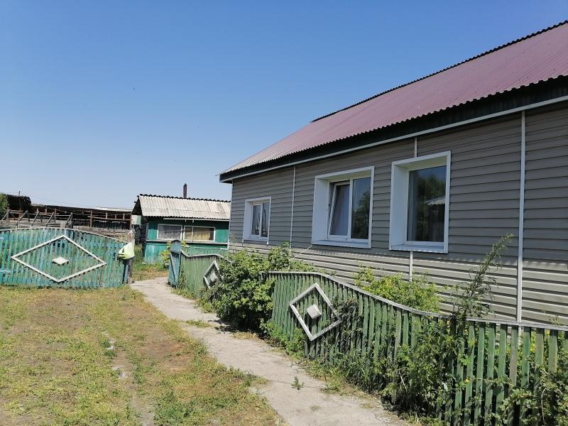 Продаю жилой дом в с. Кабанск
