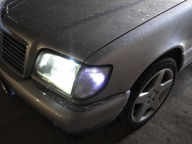 Mercedes S-класс, 1998