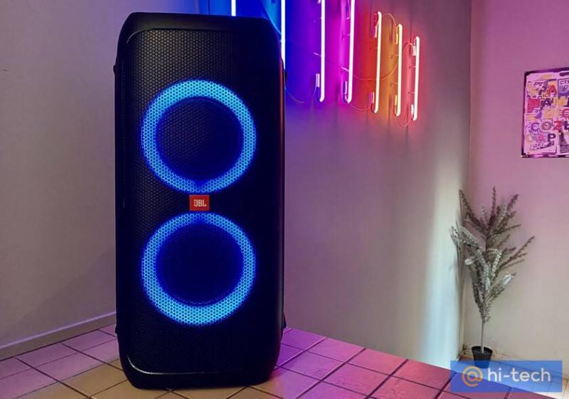 Колонка JBL Party Box 310 в аренду в Уфе