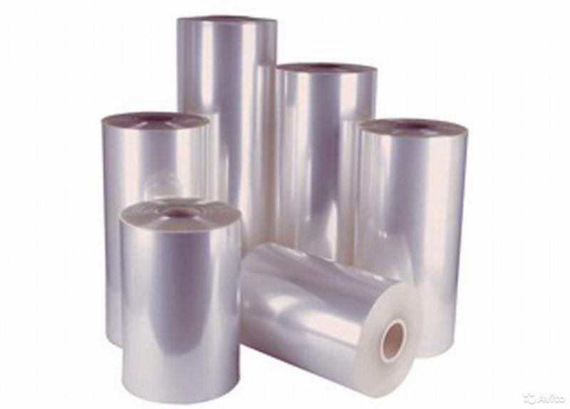 Полипропиленовая лента для термоформования