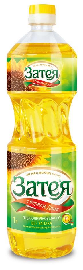 Масло подсолнечное рафинированное дезодорированное, высший сорт, ГОСТ 1129-2013
