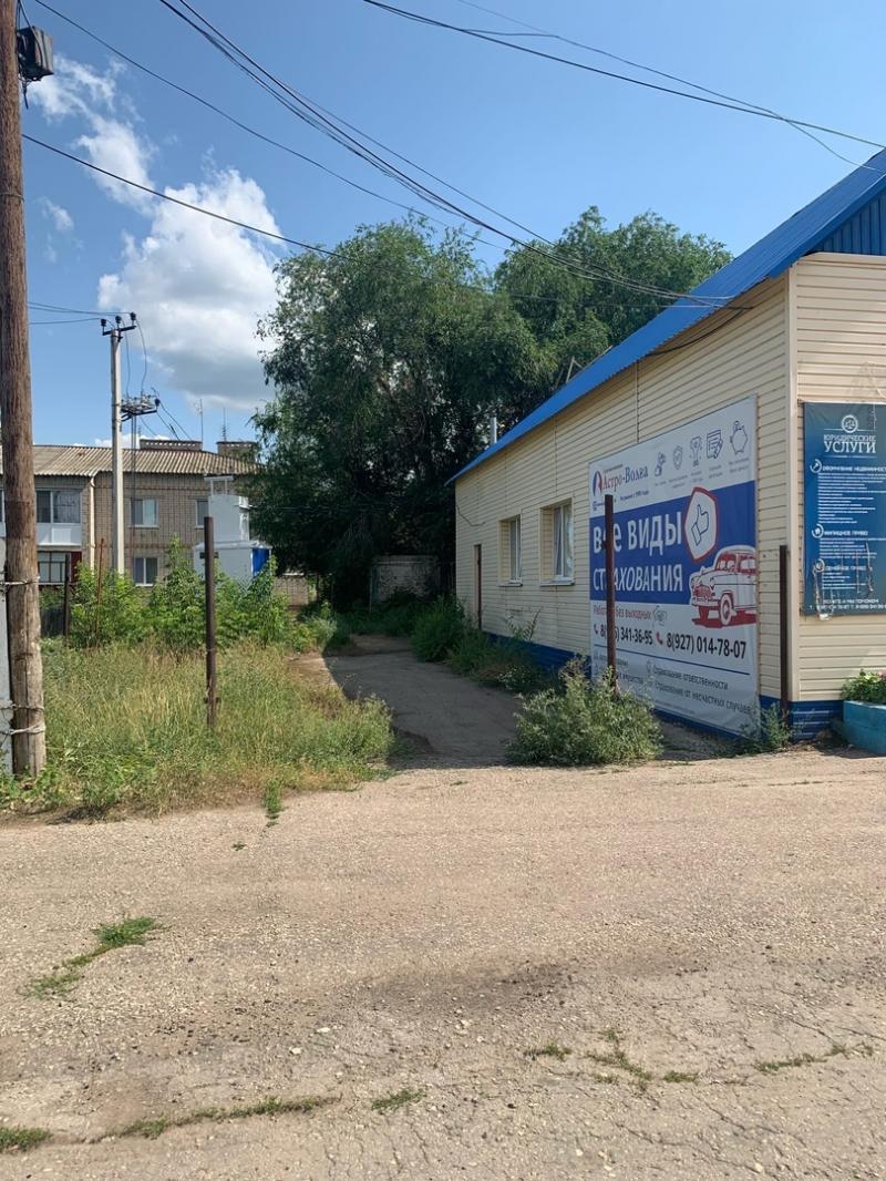 Продам здание в с. Приволжье