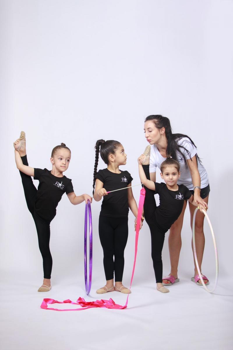 Художественная гимнастика 6+