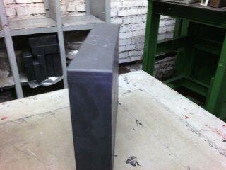 Резиновые армированные опорные части для мостовых конструкций