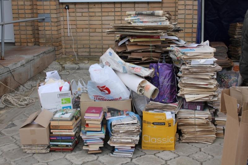 Вывоз макулатуры, офисной бумаги, журналов, листовок, газет