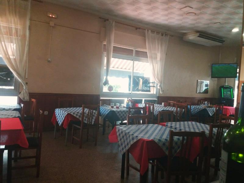 Ресторан в Гуардамар Дэль Сегура