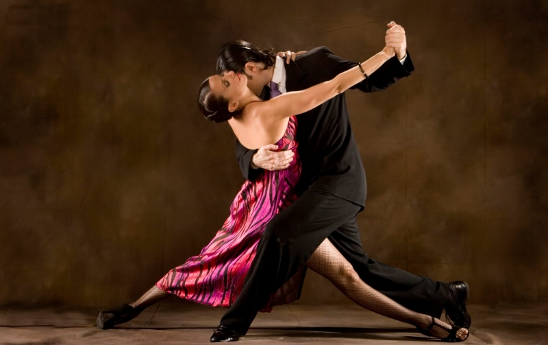 Обучение  Аргентинскому танго