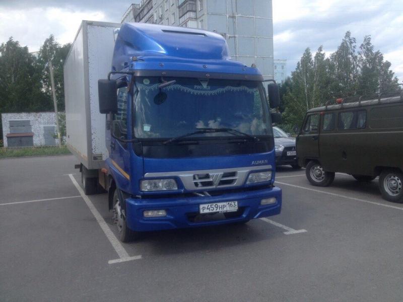 Предлагаем работу водителям с грузовыми авто
