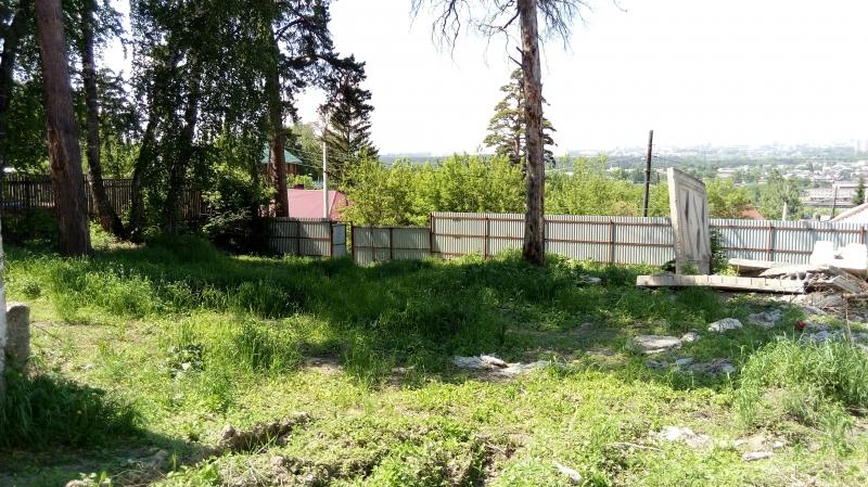 земельный участок в бору