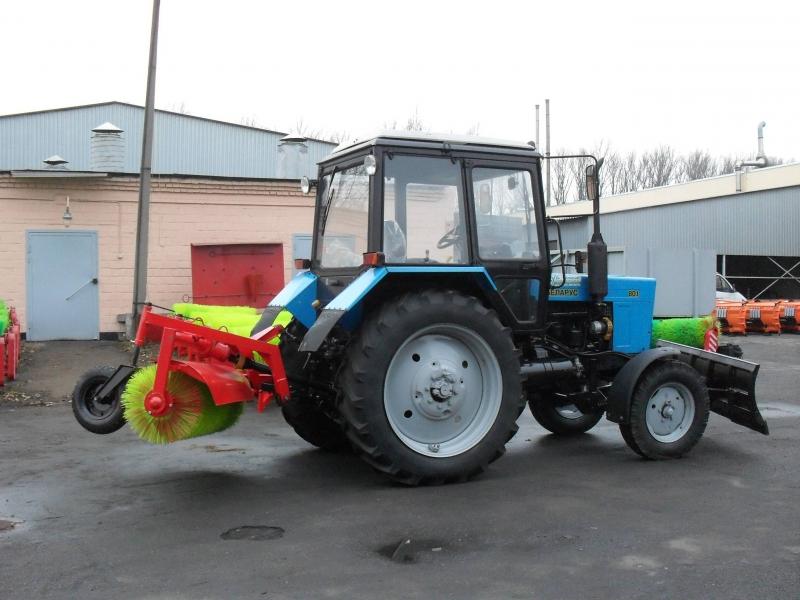 Ремонт и обслуживание тракторов МТЗ