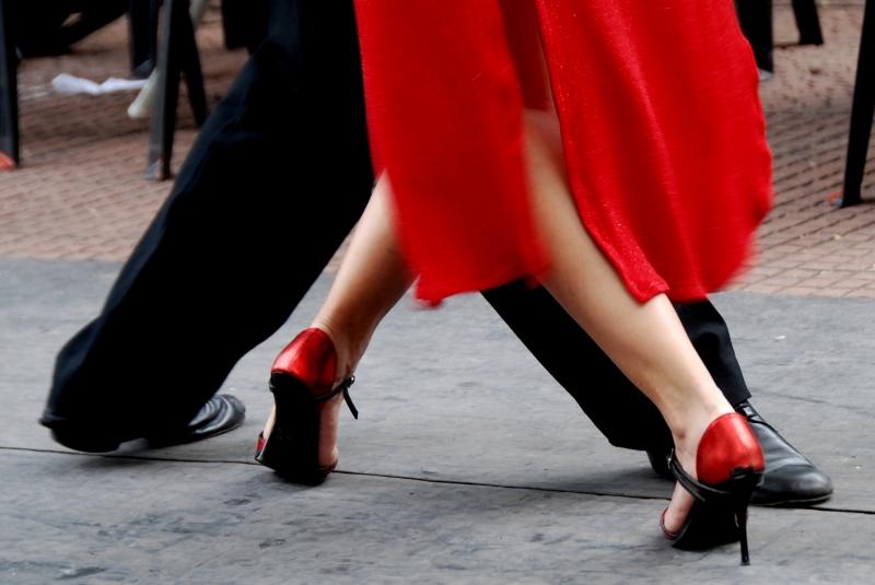 """Клуб Аргентинского Танго """"Tango Amor"""""""