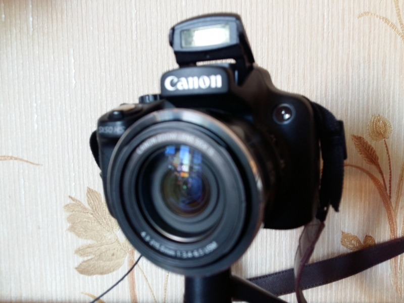 Фотоаппарат Canon Power Shot SX50