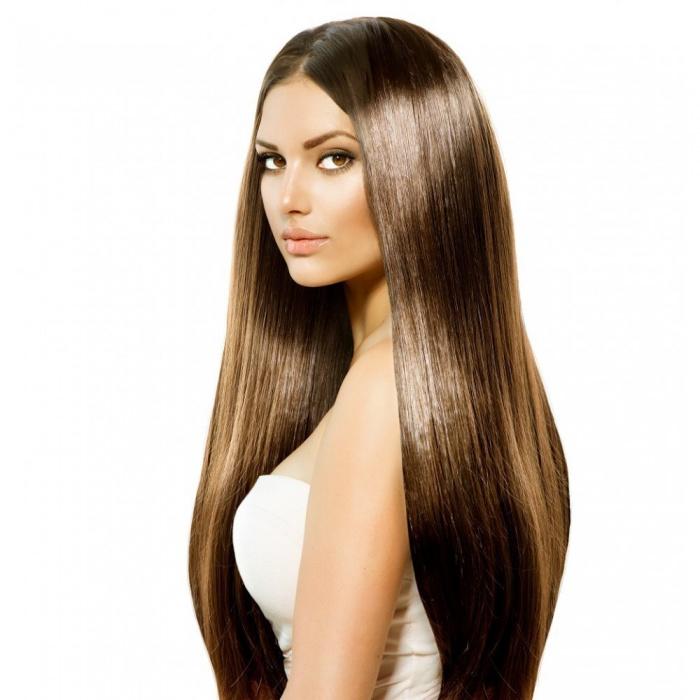 Натуральные волосы для наращивания на капсулах, лентах и трессах
