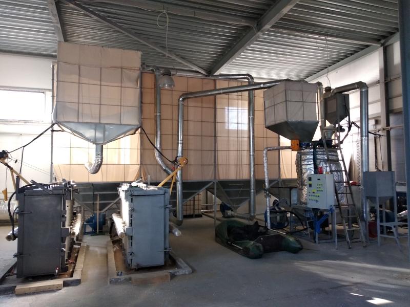 Оборудование для производства пенопласта и СИП панелей