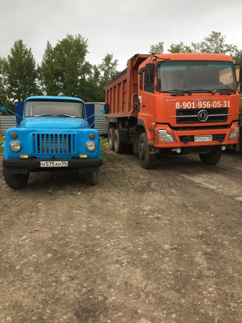 Грузоперевозки от 1-30 тонн