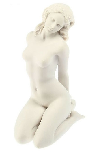 Статуэтка обнаженная Девушка