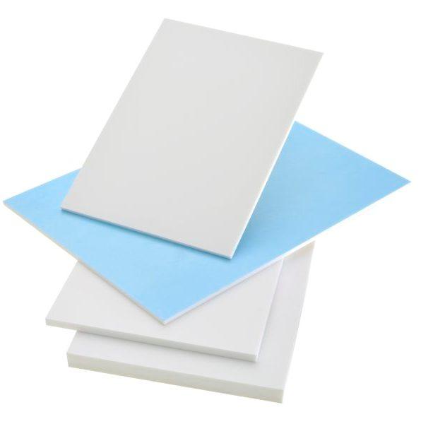 Листовой ПВХ 3 мм белый 2030х3050