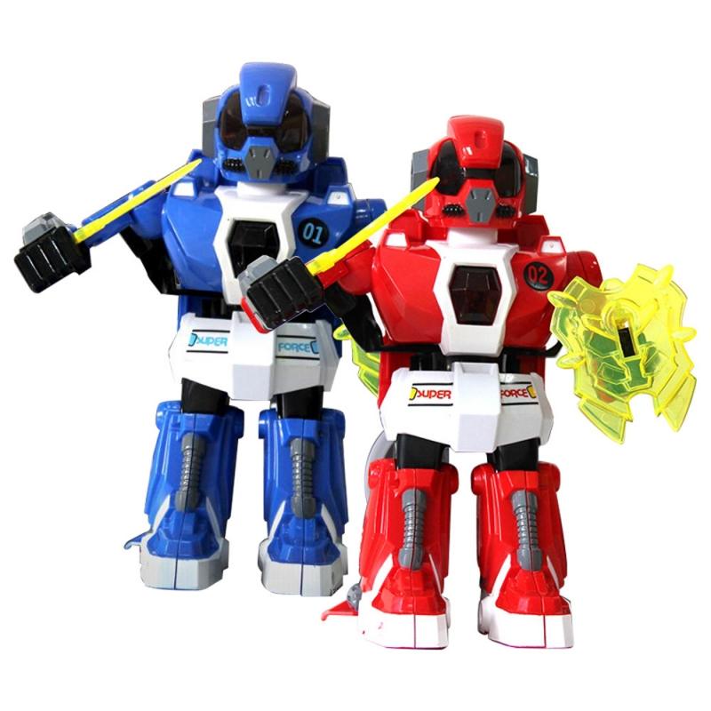 Боевые роботы для 2х игроков