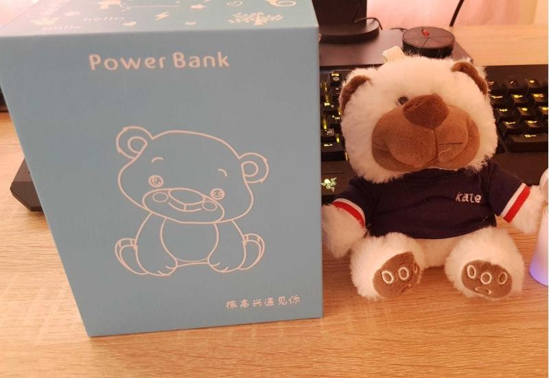 Powerbank Медвежонок Повер банк