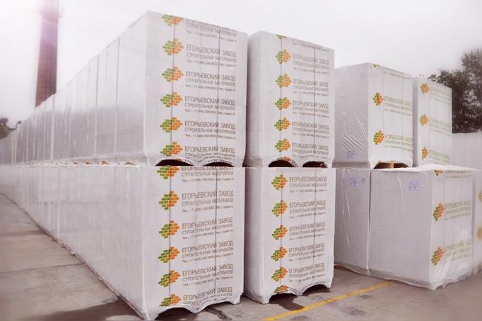 Газосиликатные блок от производителей
