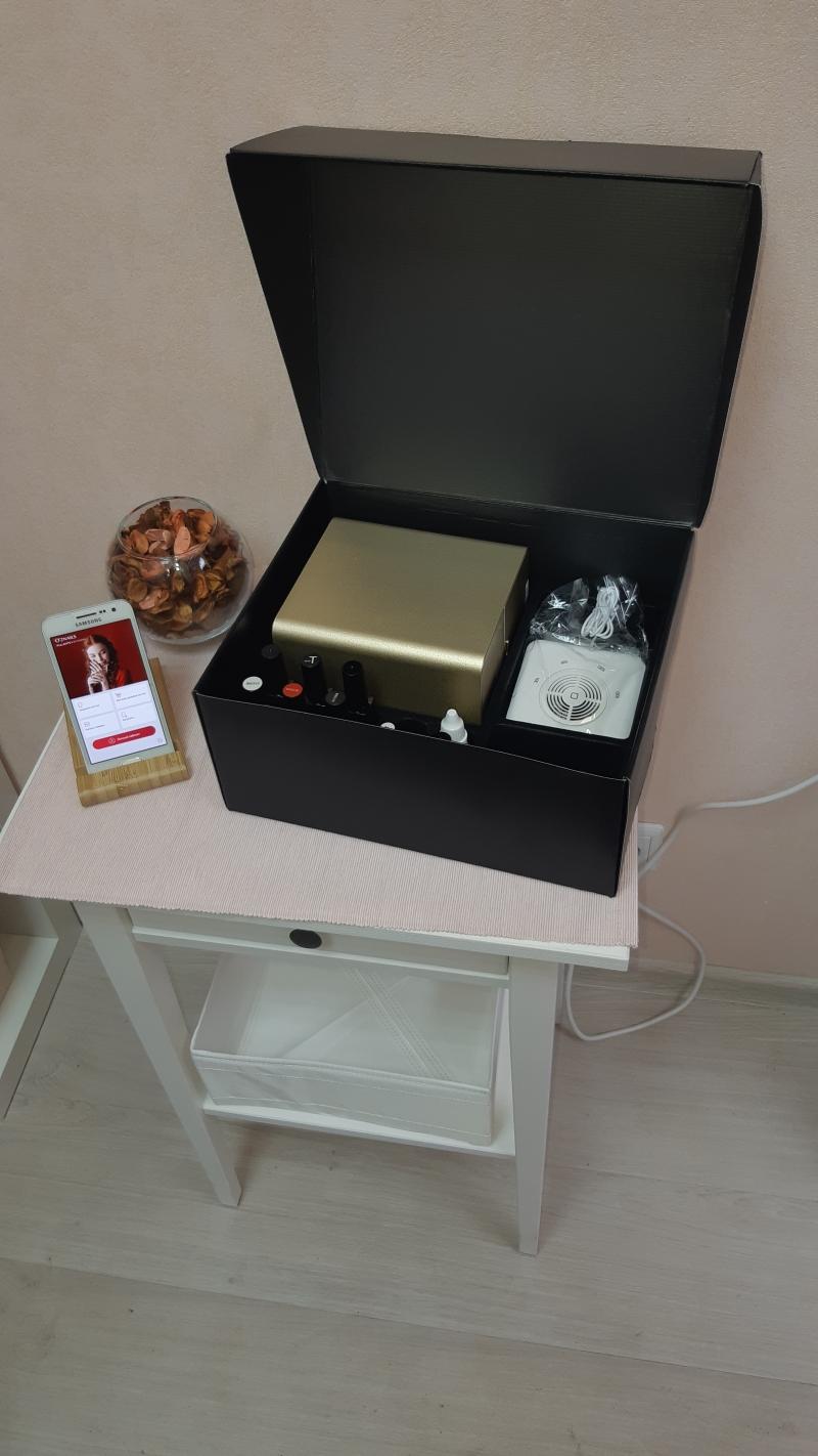 Принтер для ногтей O'2nails H1