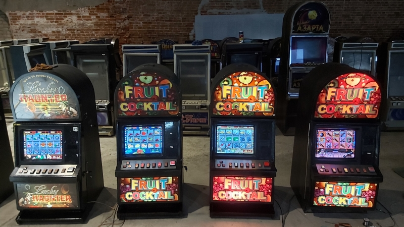 игрософт игровые автоматы