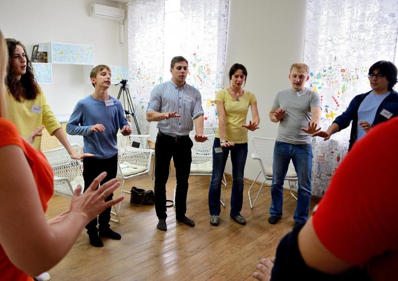 СИЛА ГОЛОСА. ТЕХНИКА РЕЧИ, курс с 14.09.2021 в Красноярске