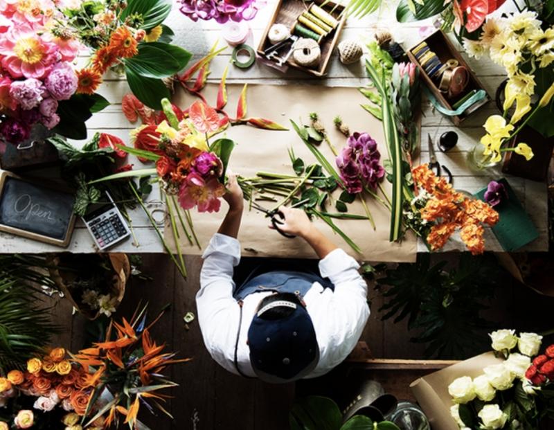 Готовый Бизнес. Интернет магазин для Цветочного бизнеса в Вашем городе.