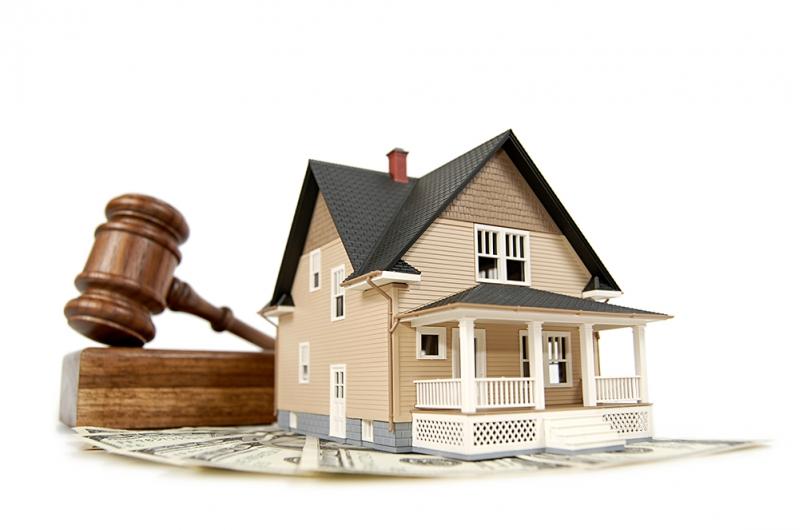 Оказание услуг по вопросам с недвижимостью