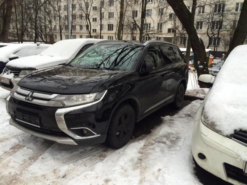 Mitsubishi Outlander, 2015