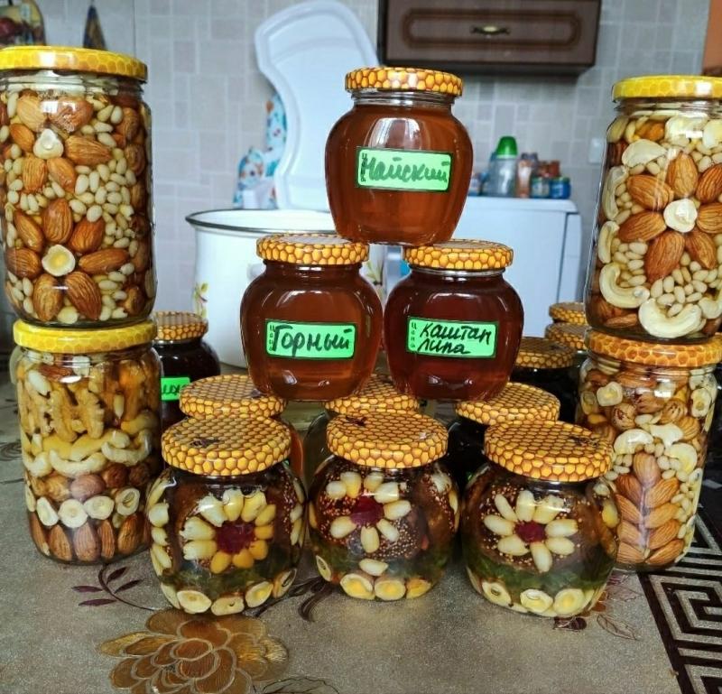 Полезный пчело продукт