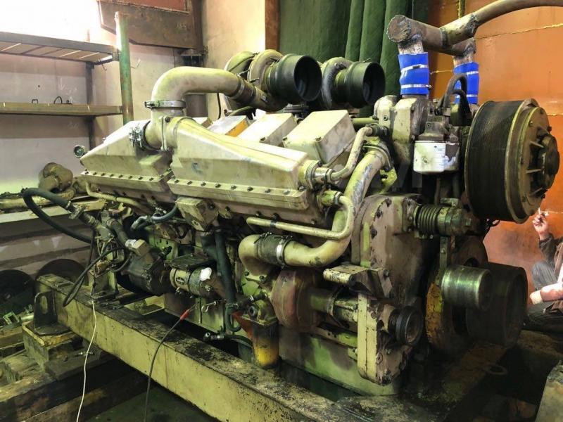 Двигатель Cummins КТА-38 (KTA38-C1200)