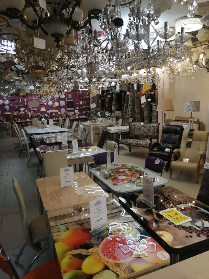 Раскрученный магазин