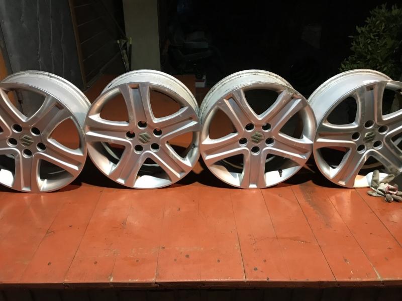 Продам комплект дисков (4 шт.) б/у для Suzuki Grand Vitara