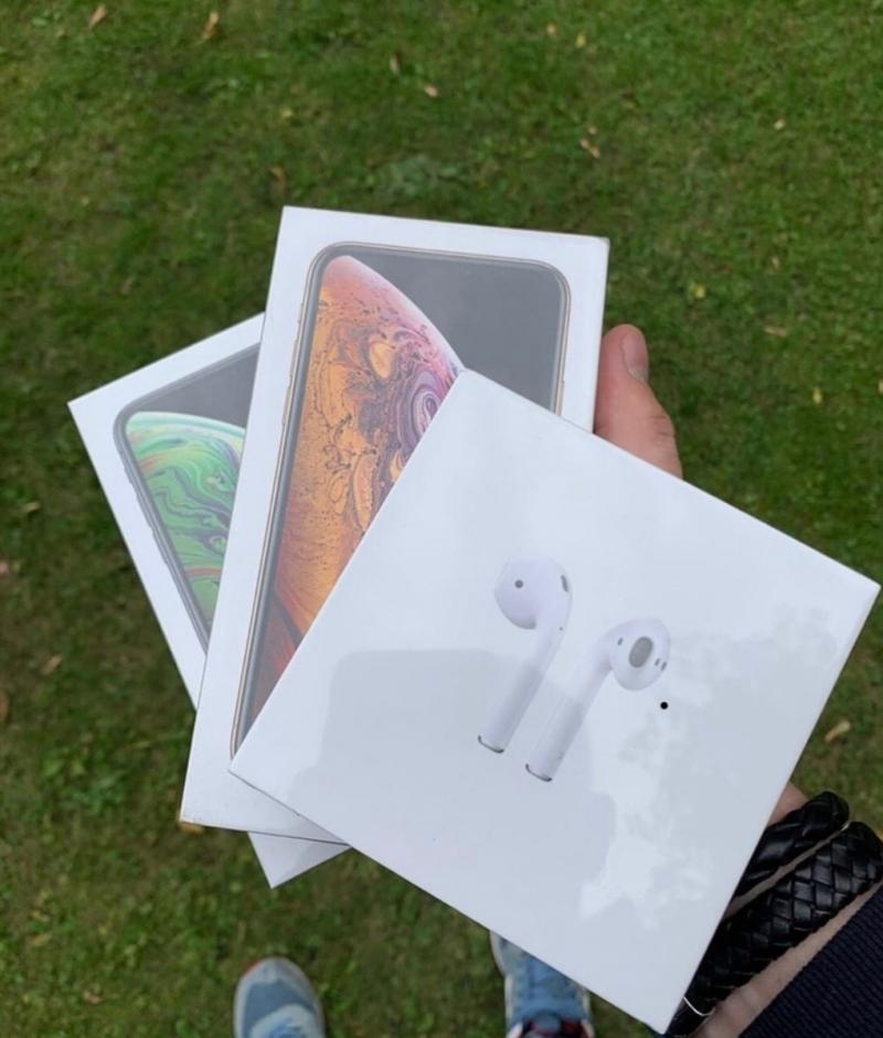 Apple товары!