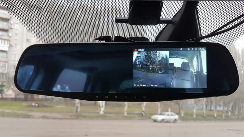 Видеорегистратор Vehicle Blackbox