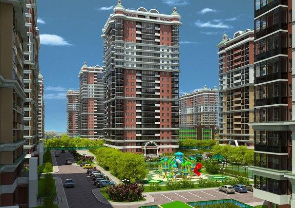 Увеличение плотности застройки для многоквартирного жилья