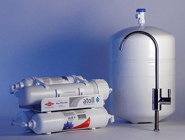 Установка и сервис питьевых фильтров под мойку