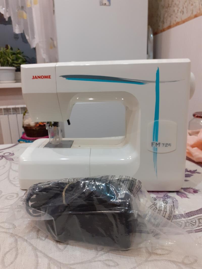 Иглопробивная машина JANOME