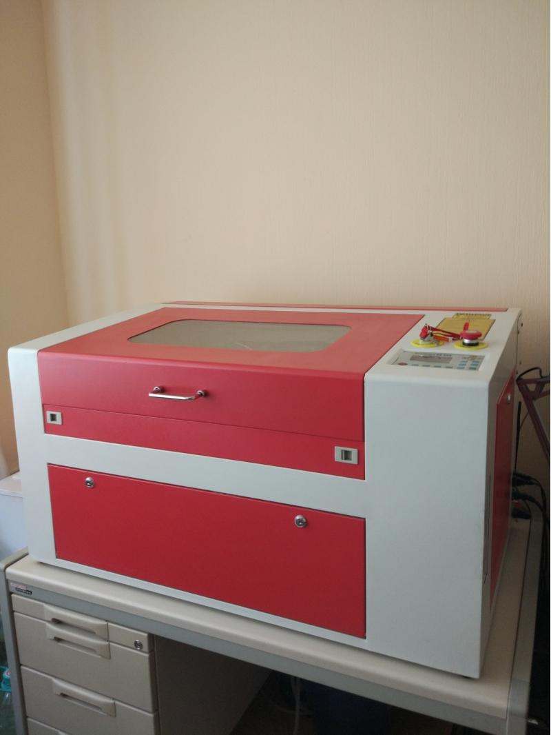 Продаю лазерный станок Qualitech 9G 530