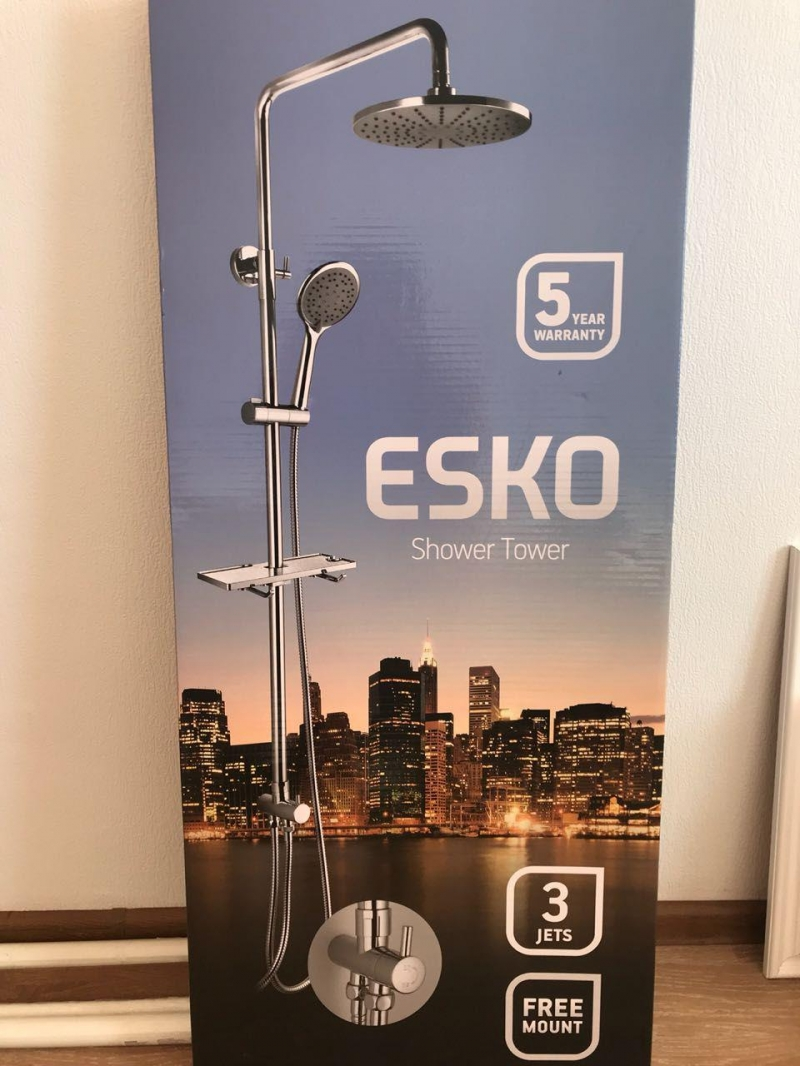 Душевая система Esko