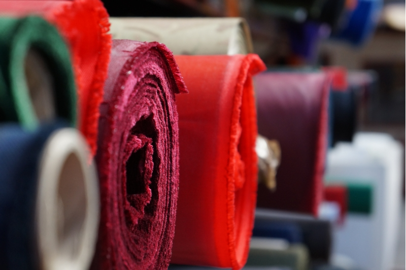 Ткани от производителя из Индии